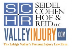 The Lehigh Valley Personal Injury Law Firm